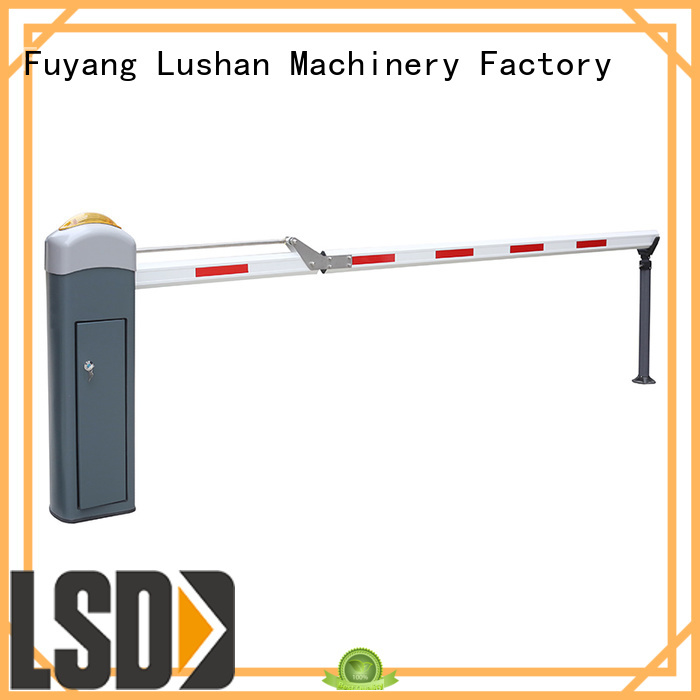 LSDD market parking barrier supplier for gate