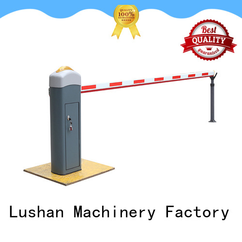 high quality automatic car park barriers car manufacturer for barrier parking