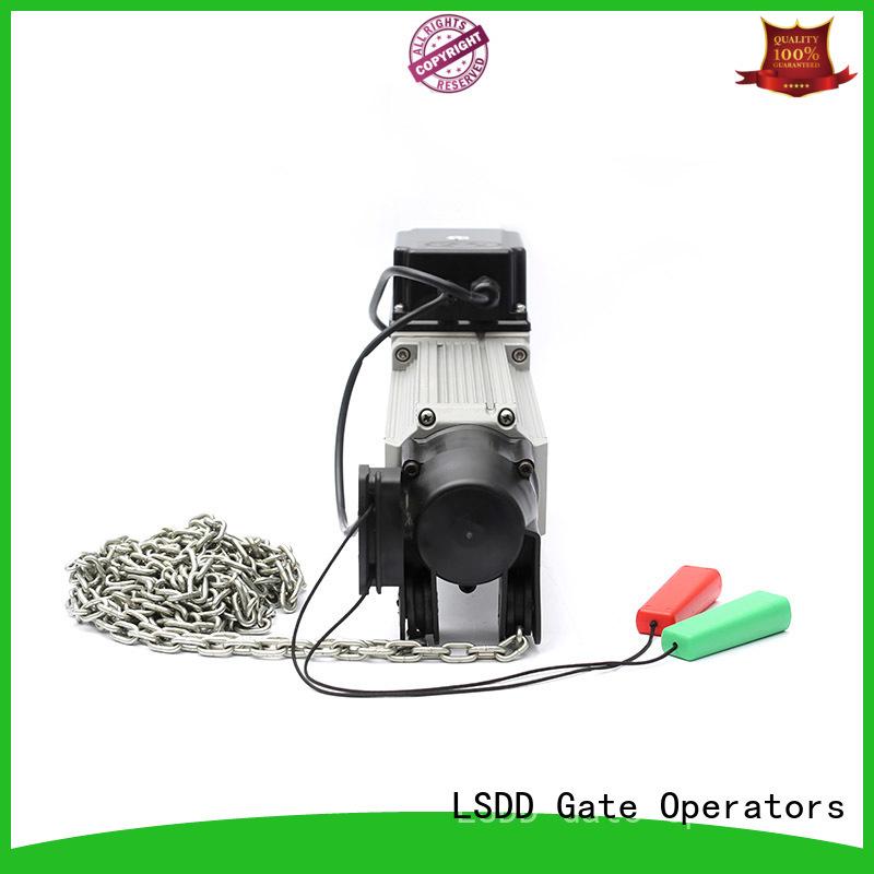 LSDD high quality roll up garage door opener manufacturer for gate