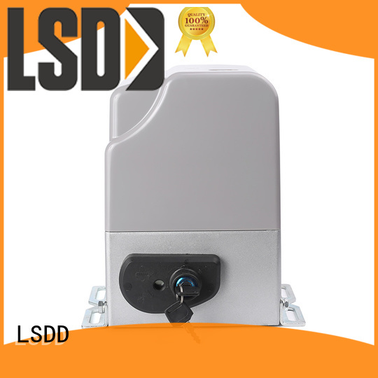 LSDD auto automatic sliding gate opener working placidly for door