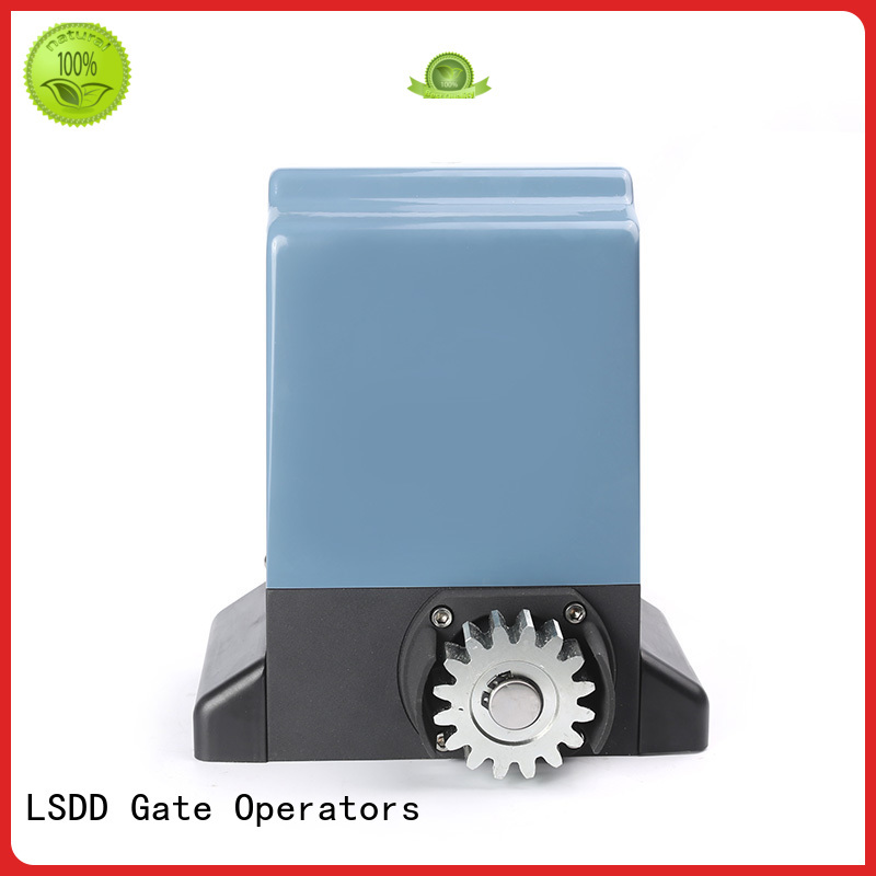 control electric gate opener working placidly for door LSDD