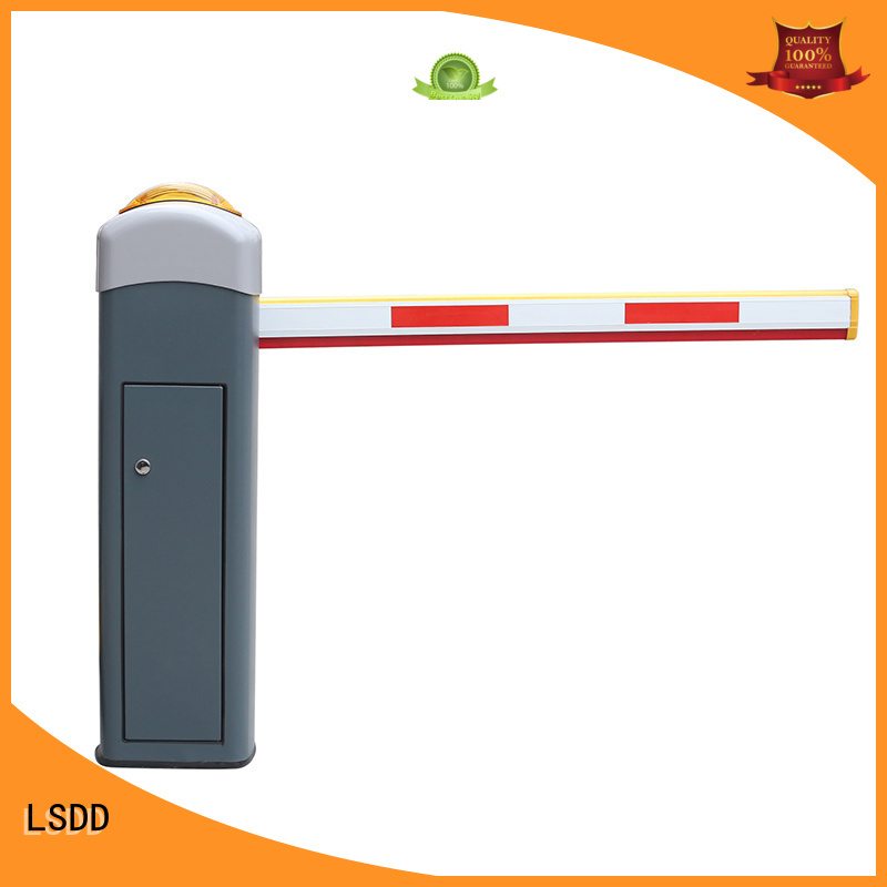 LSDD barriers car park gate supplier for barrier gate