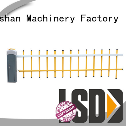 LSDD priced-low gate barrier wholesale for gate