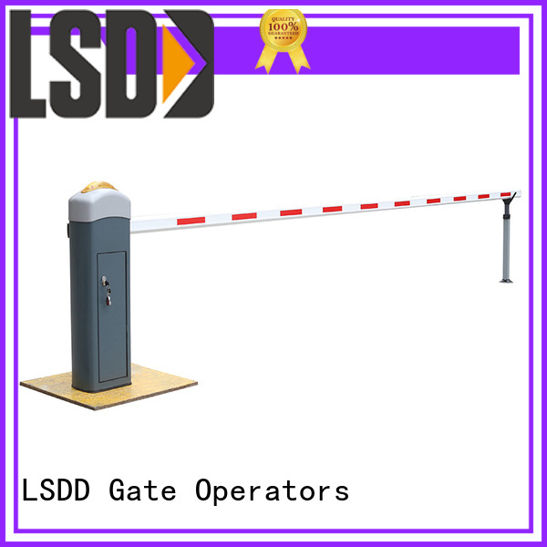 priced-low car park barriers led supplier for barrier parking