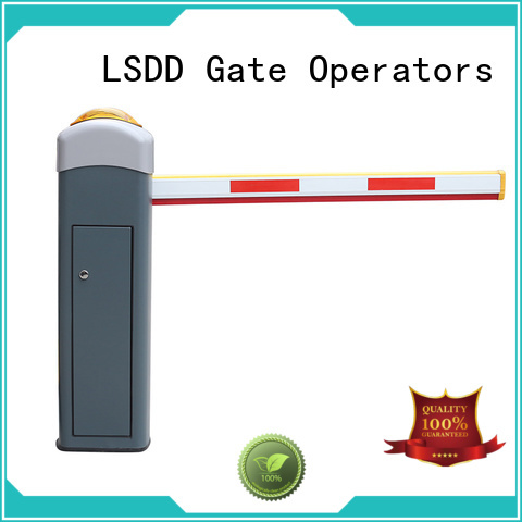 LSDD automatic car park barriers wholesale for gate