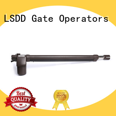 LSDD favorable automatic swing door operator supplier for gate