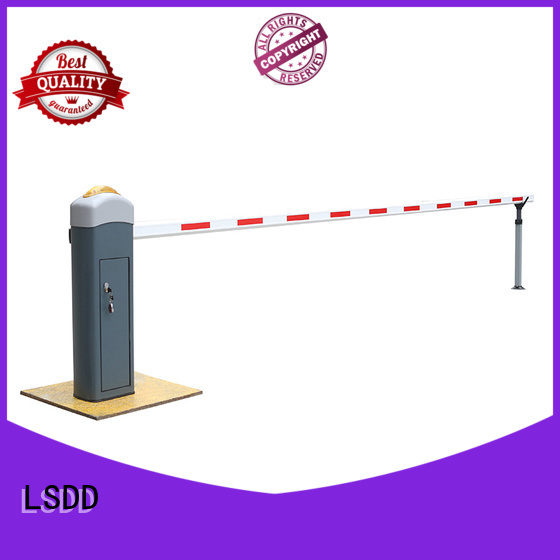 high quality parking arm barrier wholesale for community