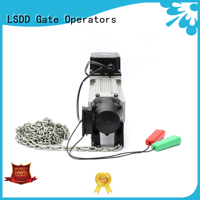 LSDD high quality automatic gate motor supplier for door