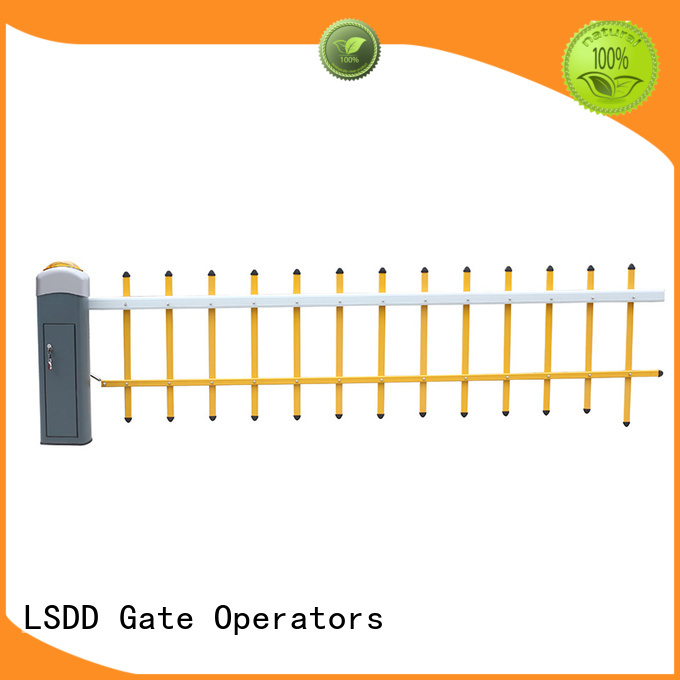 LSDD high quality car barrier supplier for community