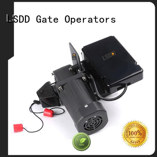 LSDD shutter electric roller gate motors supplier for door