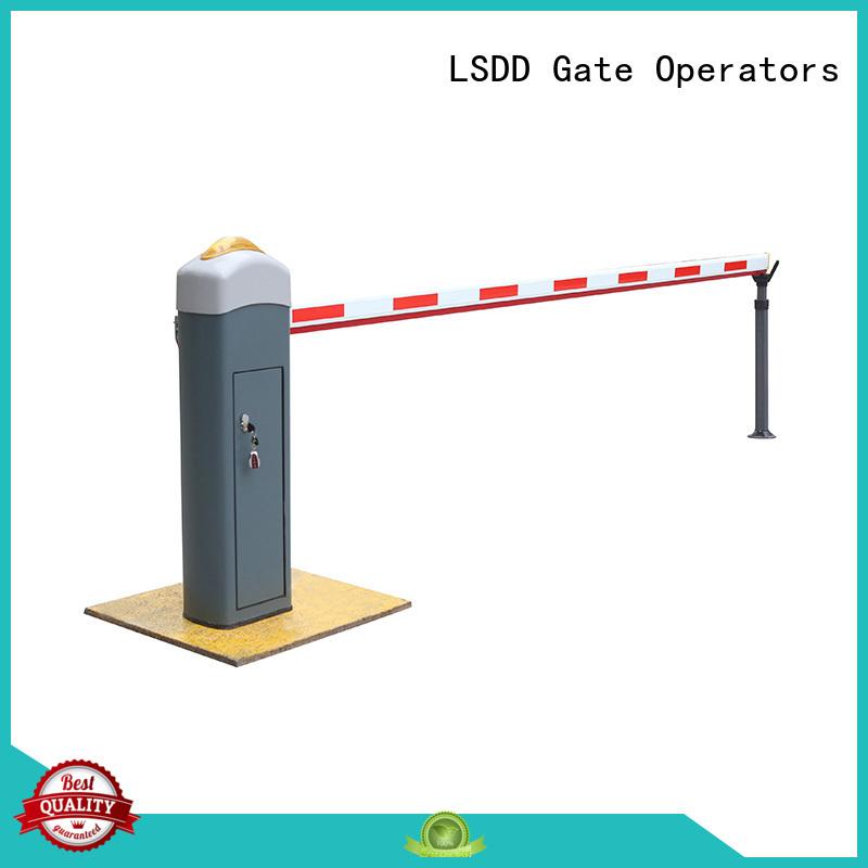 LSDD traffic barrier gate manufacturer for barrier gate