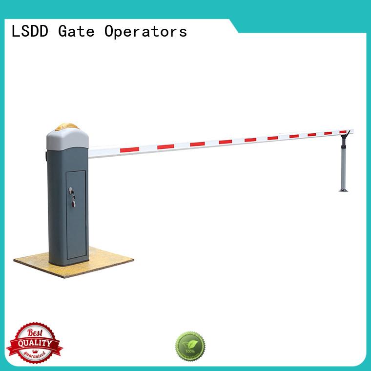 LSDD online barrier gate supplier for community