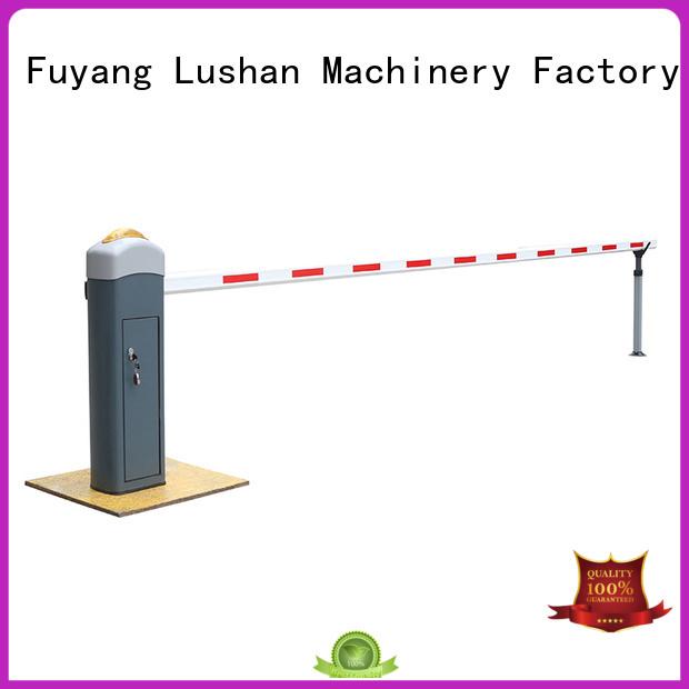 LSDD online parking lot gate arms manufacturer for gate