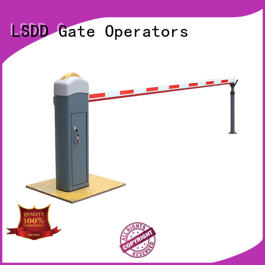 LSDD high quality parking gate supplier for barrier gate