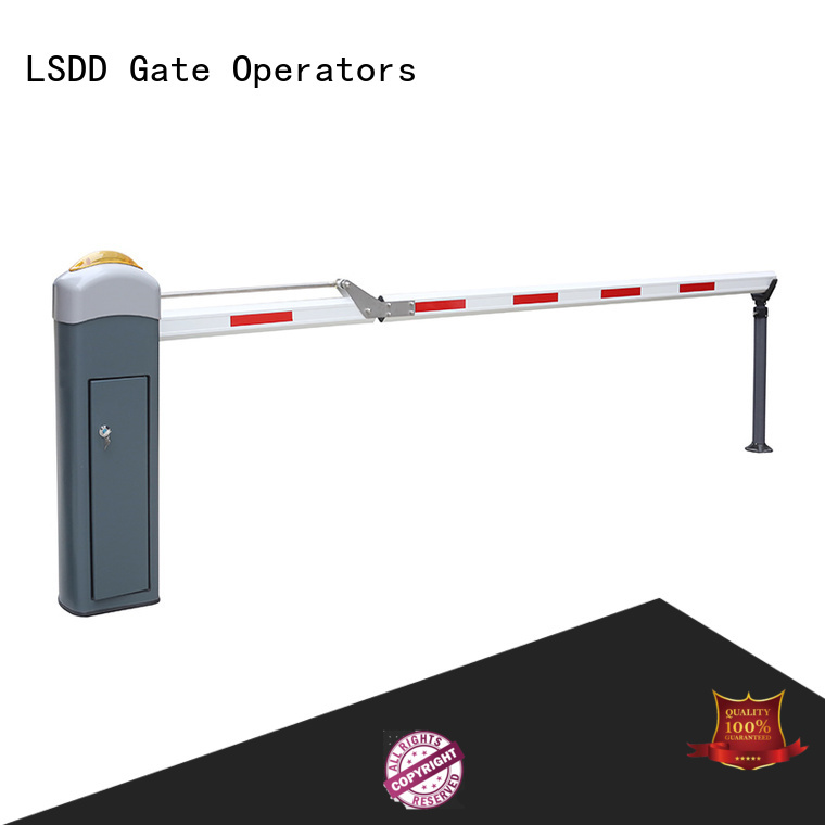 LSDD high quality boom barrier wholesale for parking