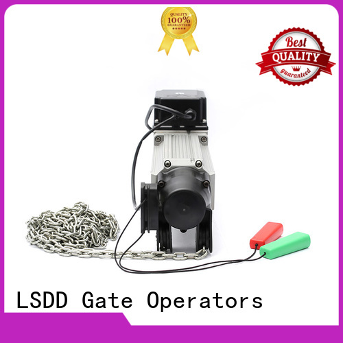 LSDD intelligent automatic gate motor wholesale for door