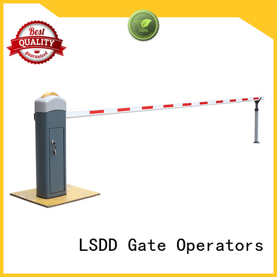 LSDD priced-low parking lot gate arms manufacturer for gate