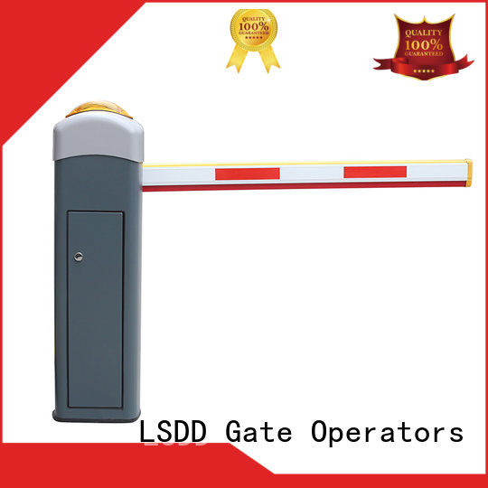 LSDD design boom barrier gate manufacturer for barrier parking