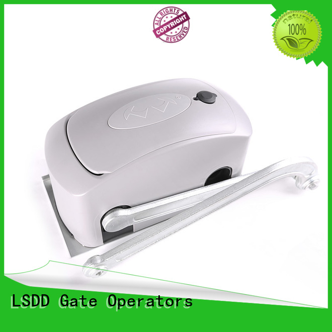 LSDD unique remote swing door opener supplier for gate