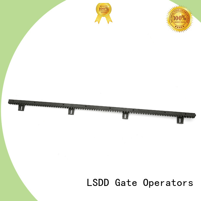 LSDD high quality gear rack rail wholesale for barrier gate