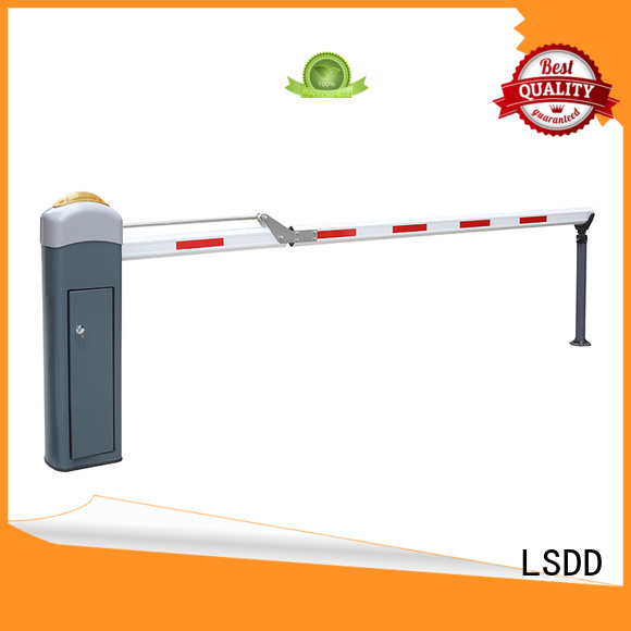 LSDD on car barrier wholesale for parking