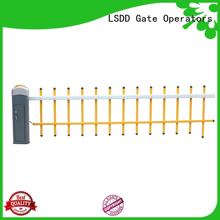 priced-low parking barrier gate automatic wholesale for gate
