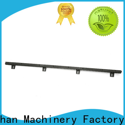 high quality linear gear rack plastic supplier for door