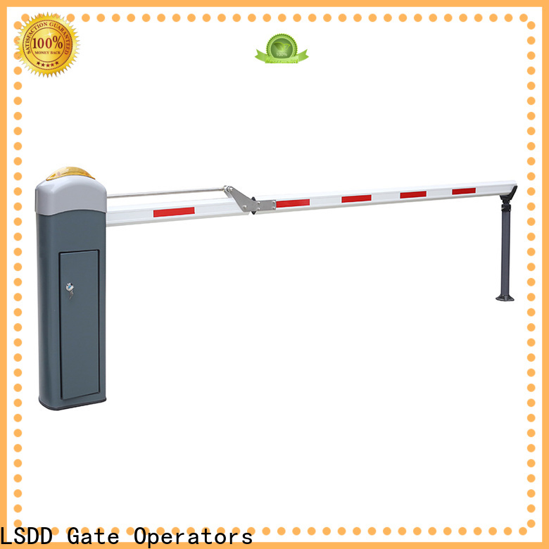 LSDD crowd car park gate wholesale for barrier parking