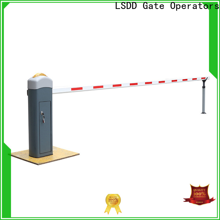 LSDD led car parking block manufacturer for barrier gate