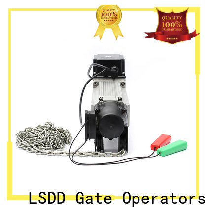 LSDD industrial electric gate motors manufacturer for gate