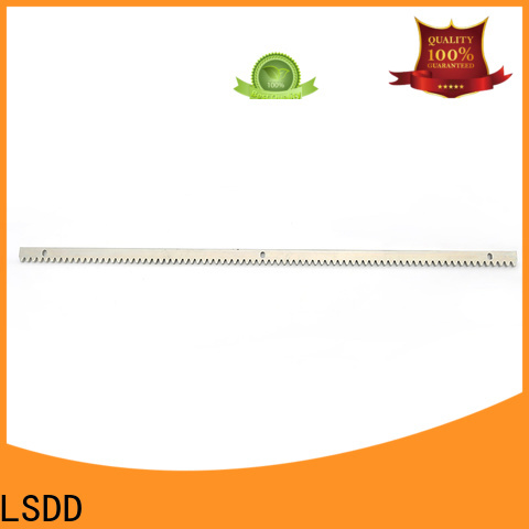 LSDD automatic buy gear rack supplier for barrier gate