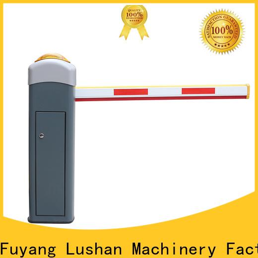 LSDD parking car parking block manufacturer for barrier gate