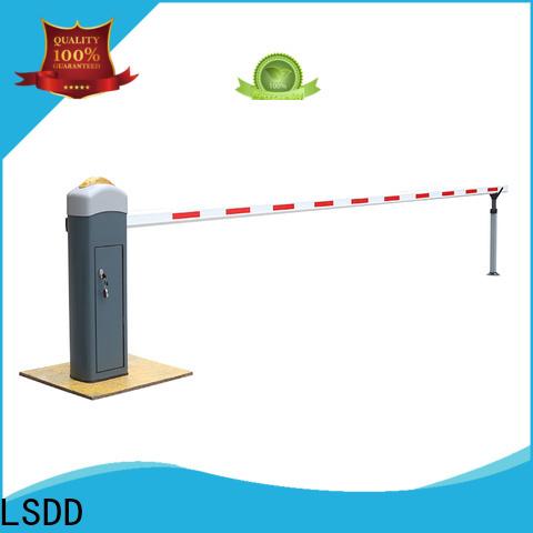 LSDD online automatic car park barriers wholesale for parking