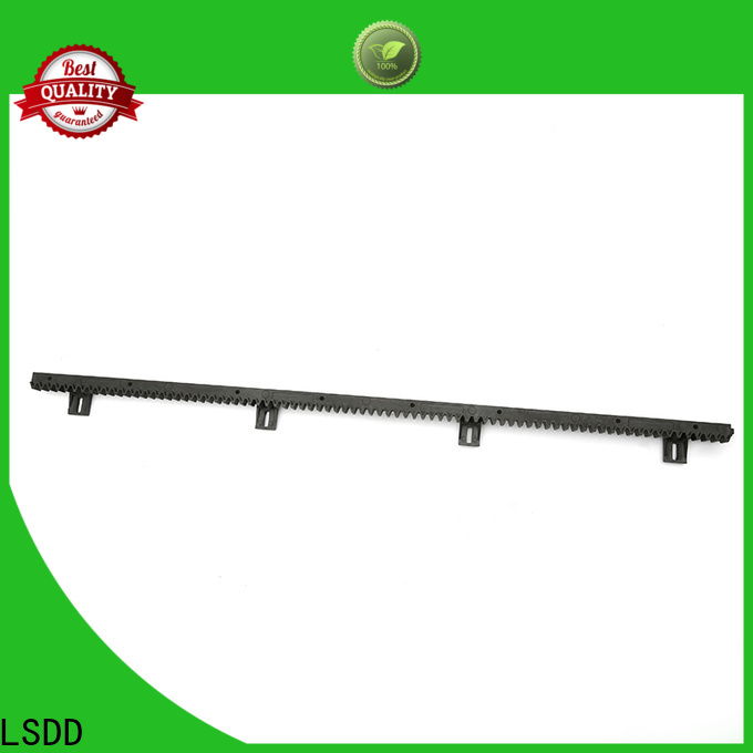 LSDD durable linear gear rack wholesale for barrier gate