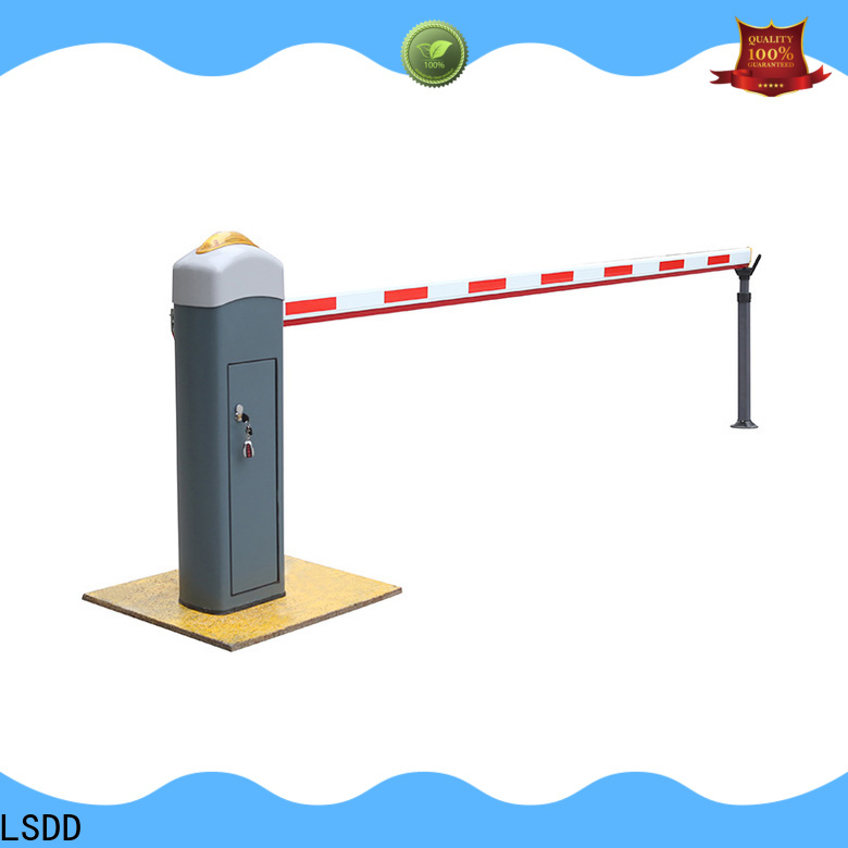 high quality barrier car crowd wholesale for community