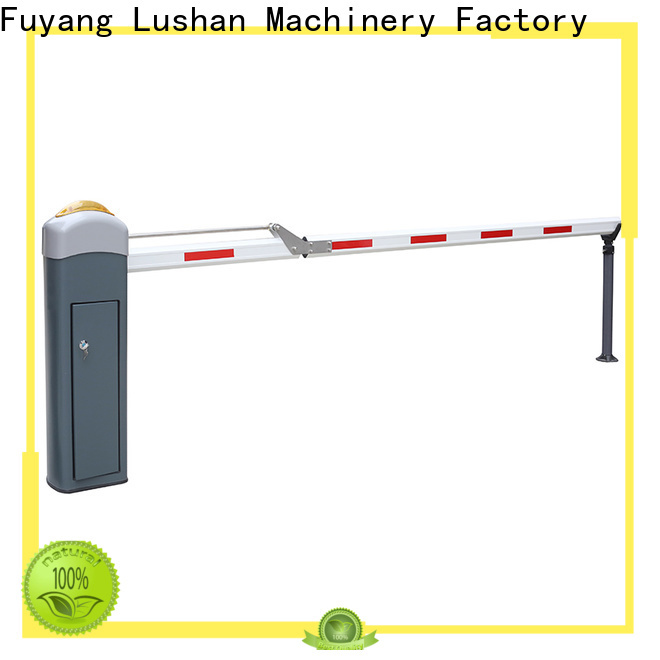 LSDD retractable boom barrier gate manufacturer for gate
