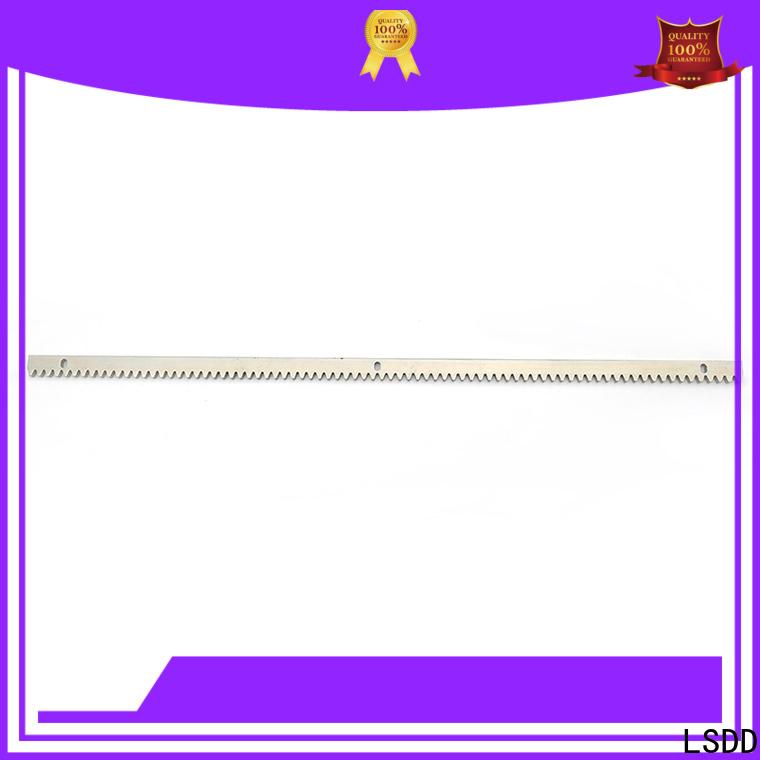 LSDD gate linear gear rack manufacturer for community