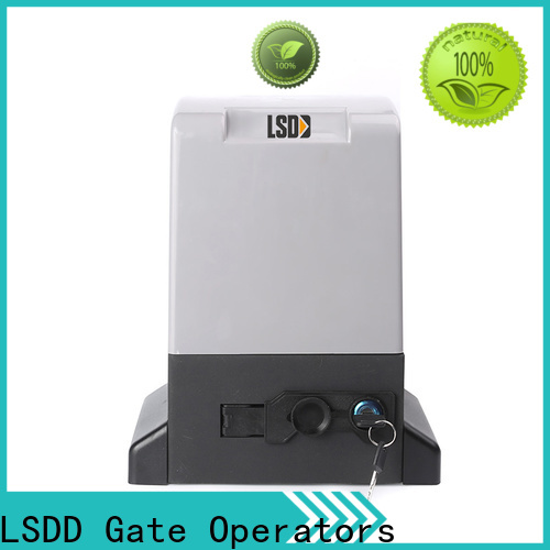 LSDD motor electric gate motor installation wholesale for door