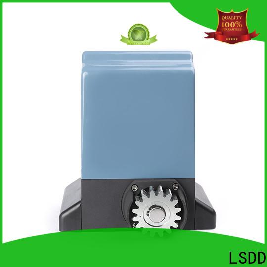 LSDD online motorised gate motors working placidly for door