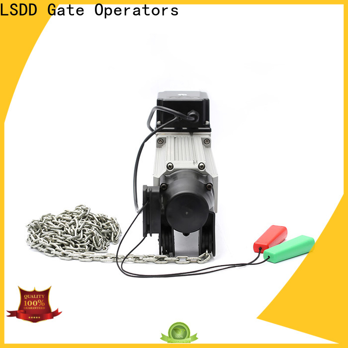 LSDD gate industrial gate motor manufacturer for gate