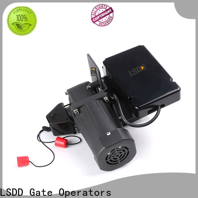 LSDD durable roll up door operator manufacturer for gate