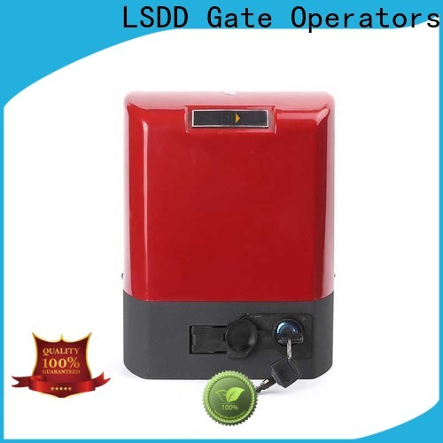 LSDD industrial gate motor remotes working placidly for door