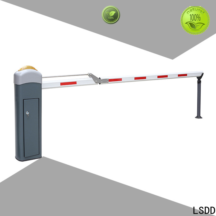 LSDD car automatic parking barriers manufacturer for community
