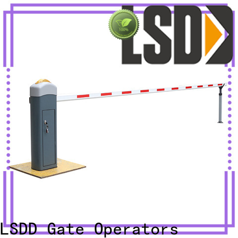 LSDD high quality parking lot gate arms manufacturer for gate
