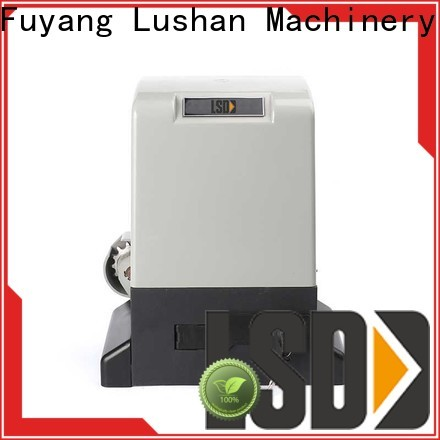LSDD shutter motorized gate systems supplier for door