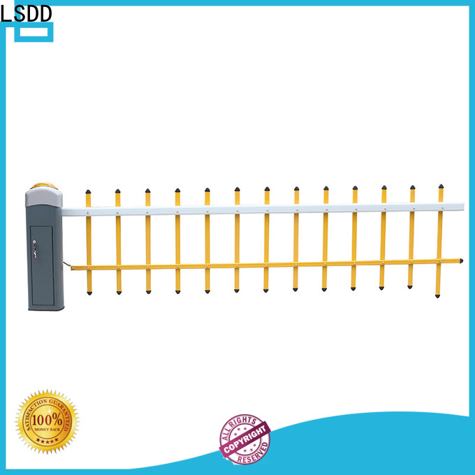 LSDD online boom barrier supplier for gate