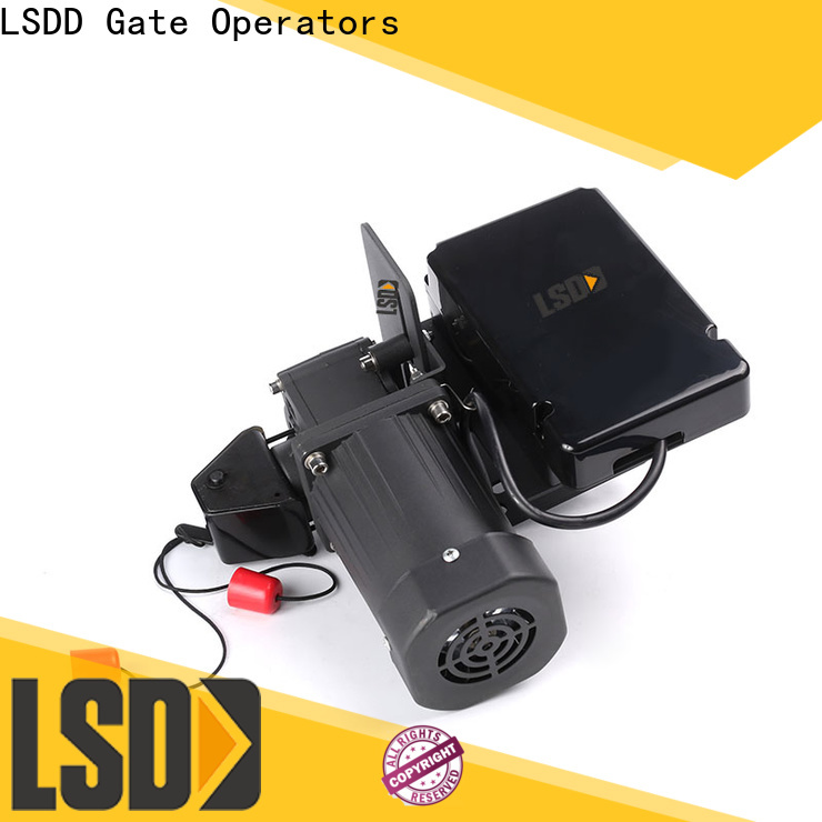 LSDD door industrial roller door opener wholesale for gate