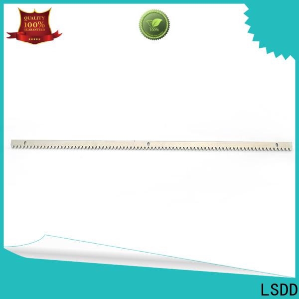 LSDD high quality linear gear rack manufacturer for barrier gate