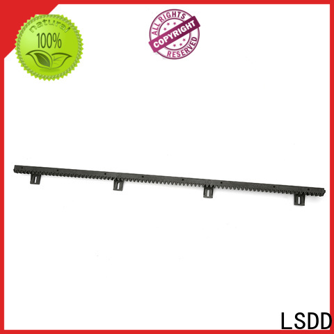 LSDD online cnc gear rack manufacturer for community