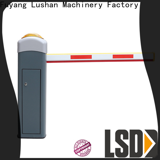 LSDD plastic barrier parking supplier for parking